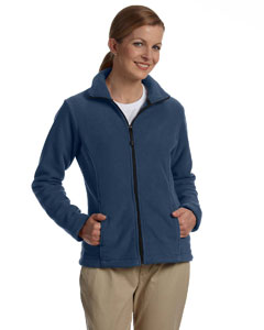 Navy Women's Wintercept™ Fleece Full-Zip Jacket