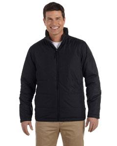 Black Classic Reversible Jacket