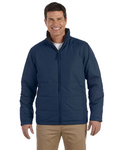 Navy Classic Reversible Jacket