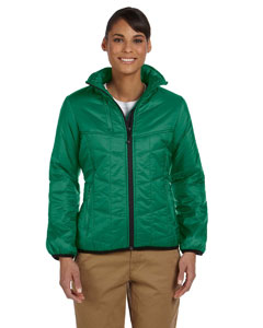 Ultramarine Women's Mini Rip-Stop Polyfill Jacket