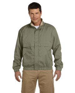 Olive/khaki Men's Clubhouse Jacket