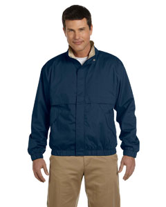 Navy/khaki Men's Clubhouse Jacket