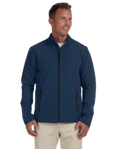 New Navy Men's Doubleweave Jacket
