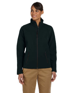 Black Women's Doubleweave Jacket