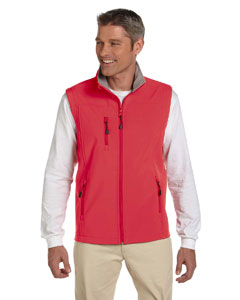 Red Soft Shell Vest
