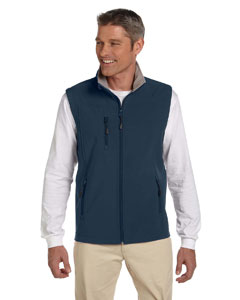 Navy Soft Shell Vest