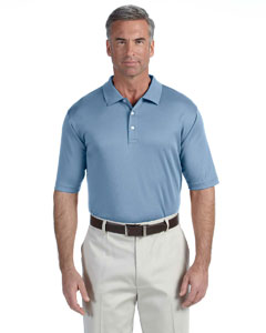 Slate Blue Men's Pima-Tech™ Jet Piqué Polo