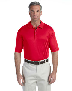 Red Men's Pima-Tech™ Jet Piqué Polo