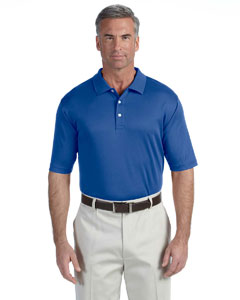 True Royal Men's Pima-Tech™ Jet Piqué Polo