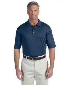 Navy Men's Pima-Tech™ Jet Piqué Polo