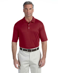 Burgundy Men's Pima-Tech™ Jet Piqué Polo