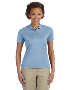 Slate Blue Women's Pima-Tech™ Jet Piqué Polo