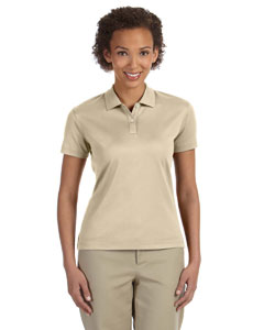 Stone Women's Pima-Tech™ Jet Piqué Polo