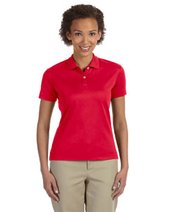 Red Women's Pima-Tech™ Jet Piqué Polo