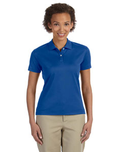 True Royal Women's Pima-Tech™ Jet Piqué Polo