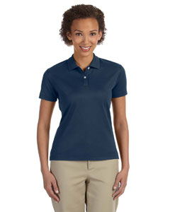 Navy Women's Pima-Tech™ Jet Piqué Polo