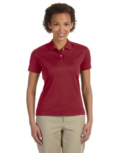 Burgundy Women's Pima-Tech™ Jet Piqué Polo