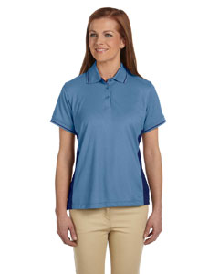 Lake Blue/new Navy Women's Dri-Fast™ Advantage™ Piqué Polo