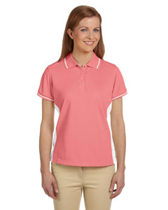 Melon/white Women's Dri-Fast™ Advantage™ Piqué Polo