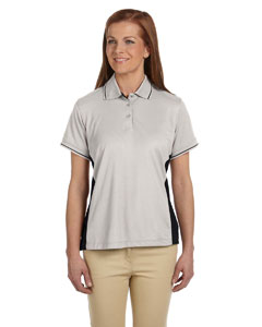 Putty/black Women's Dri-Fast™ Advantage™ Piqué Polo