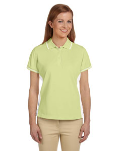 Spring Grass/white Women's Dri-Fast™ Advantage™ Piqué Polo