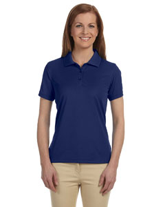 New Navy Women's Dri-Fast™ Advantage™ Solid Mesh Polo