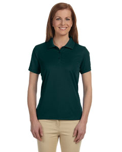 Dark Dill Women's Dri-Fast™ Advantage™ Solid Mesh Polo