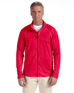 Red Men's Stretch Tech-Shell™ Compass Full-Zip