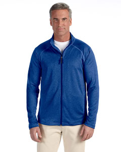 True Royal Men's Stretch Tech-Shell™ Compass Full-Zip