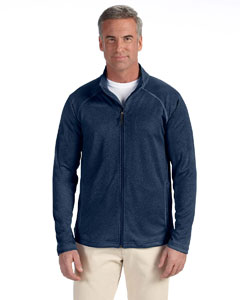 Navy Men's Stretch Tech-Shell™ Compass Full-Zip