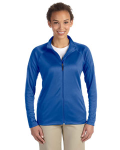 True Royal Women's Stretch Tech-Shell™ Compass Full-Zip