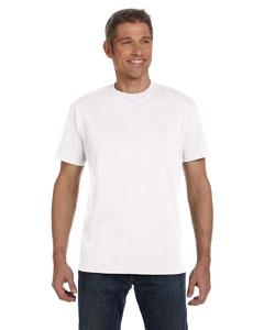 White 5.5 oz., 100% Organic Cotton Classic Short-Sleeve T-Shirt