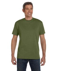 Olive 5.5 oz., 100% Organic Cotton Classic Short-Sleeve T-Shirt