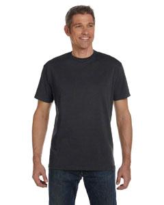 Charcoal 5.5 oz., 100% Organic Cotton Classic Short-Sleeve T-Shirt