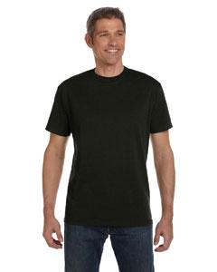 Black 5.5 oz., 100% Organic Cotton Classic Short-Sleeve T-Shirt