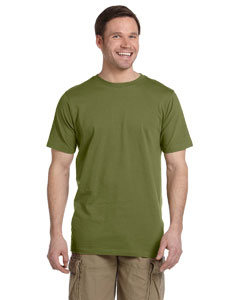 Loden 4.4 oz. Ringspun Fashion T-Shirt