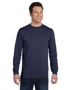 Pacific 5.5 oz., 100% Organic Cotton Classic Long-Sleeve T-Shirt