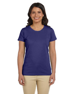 Iris Women's 4.4 oz., 100% Organic Cotton Short-Sleeve T-Shirt