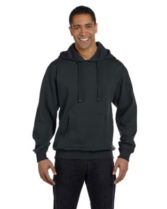 Charcoal 9 oz. Organic/Recycled Pullover Hood
