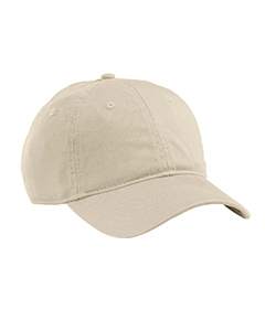 Oyster Organic Cotton Twill Unstructured Baseball Hat