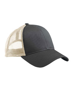Black/oyster Eco Trucker Organic/Recycled