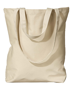 Oyster Organic Cotton Twill Every Day Tote