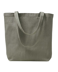 Everyday Olive 7 oz. Recycled Cotton Everyday Tote