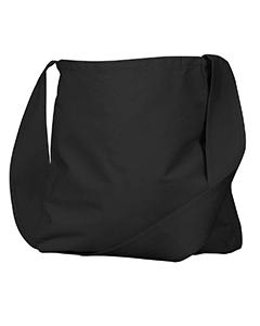 Black Organic Cotton Farmer's Market Bag