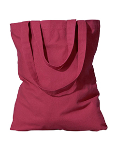 Red Organic Cotton Eco Promo Tote