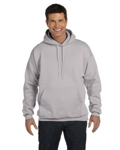 Light Steel 9.7 oz. Ultimate Cotton® 90/10 Pullover Hood