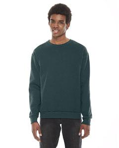 Forest Unisex Flex Fleece Drop Shoulder Pullover Crewneck