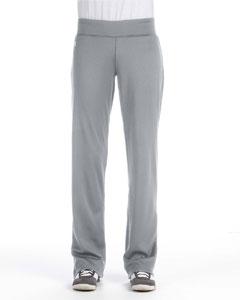 Steel Women's Tech Fleece Mid-Rise Loose Fit Pant