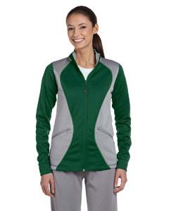 Dark Green/steel Women's Tech Fleece Full-Zip Cadet Jacket