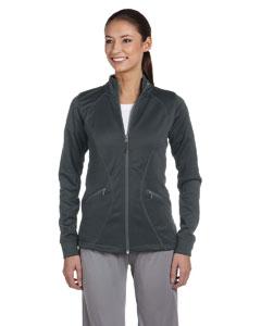 Stealth Women's Tech Fleece Full-Zip Cadet Jacket